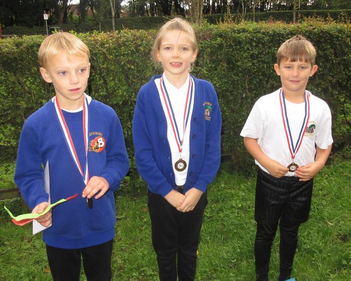 Winners of Orienteering
