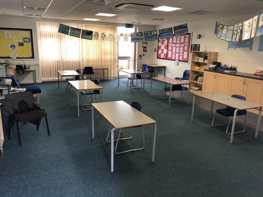 New Class 4 layout