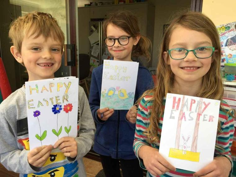 Amazing Easter cards 💐