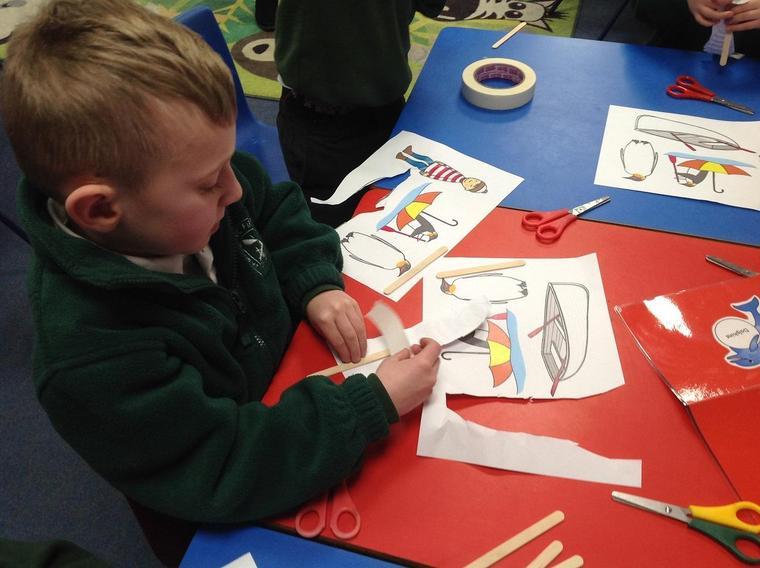 Ocelot Class Art Lessons