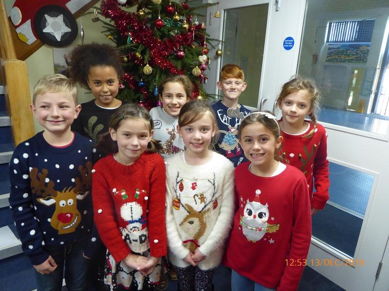 We raised £133.50 for Save the Children