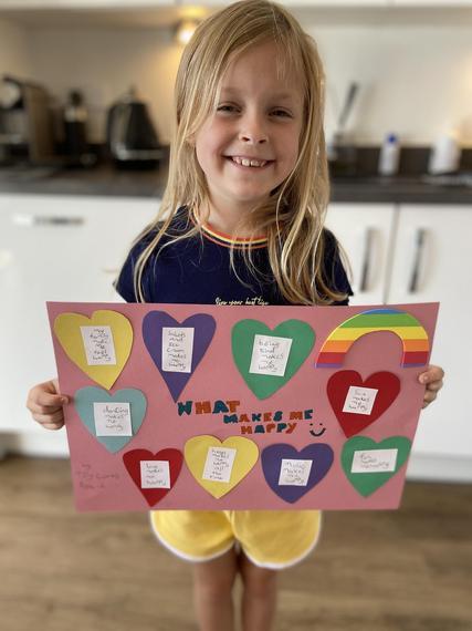 TC (Puma) created a poster for Dorset Foster Care