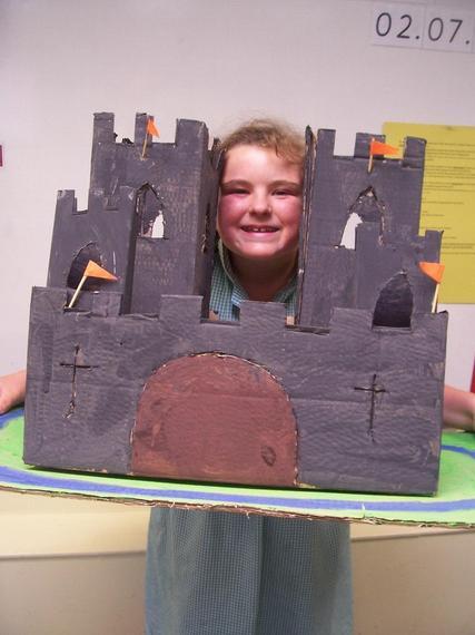 Snow Leopard 'Castles' project
