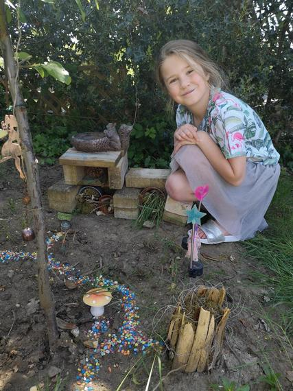 CR (Snow Leopard) with an amazing bug hotel