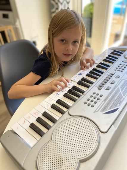 TC (Puma) has been learning the organ