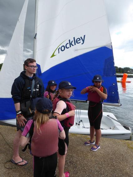 Rockley Adventure Sailing Day