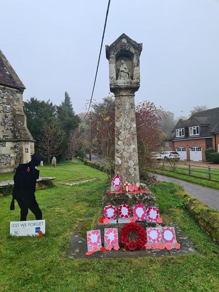 Our Remembrance Day tribute