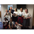 Well done to all our trophy winners!