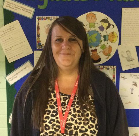 Miss D. Brown. Welfare Assistant