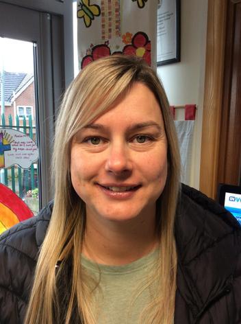 Mrs N Salton, Welfare Assistant