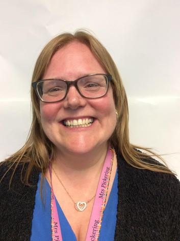 Mrs M Pickering, Teaching and Learning Assistant