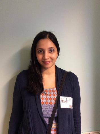 Mrs M. Desai.        Senior Administrator