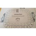 A wonderful Maths boardgame