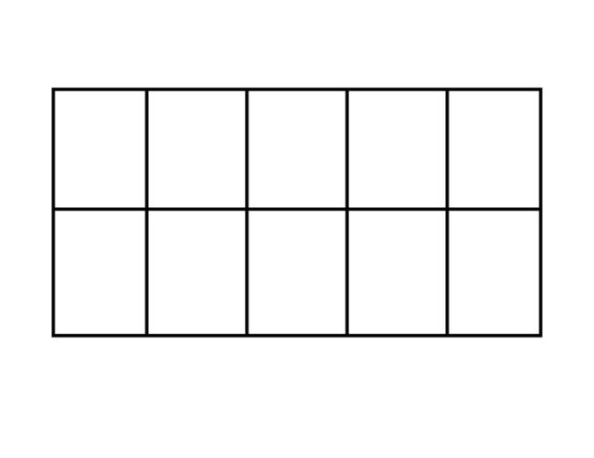 Ten Frame