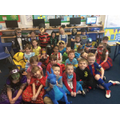 Year 2 world book week 2017