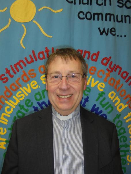 Simon Cash - Ex Officio Diocese
