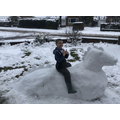 Yes, this is my Snow Dragon!