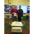 Congratulations Vicar Elizabeth