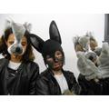 The Big Bad Wolf and henchmen - Cast B