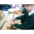 Model making in Year 2 - Mrs Freeman