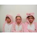 The Three Little Pigs - Cast B