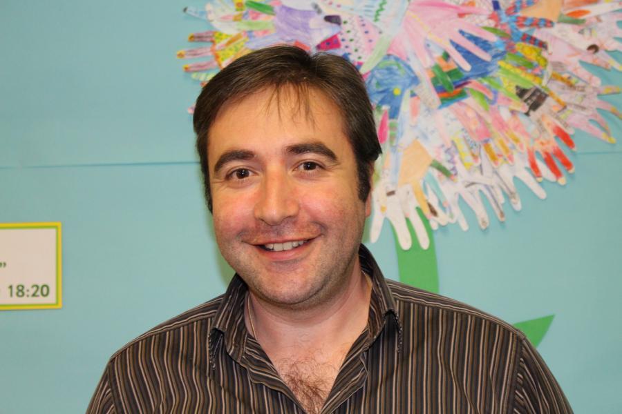 Salvatore Monastero, Vice-Chair of Governing Body