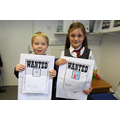 Y2 wanted posters