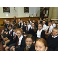 Year 6 Holy Rosary Mass in St Peter's