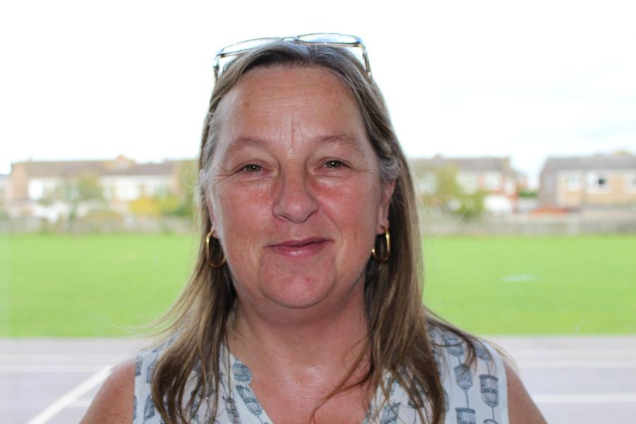 Mrs Coyle, Assistant Manager