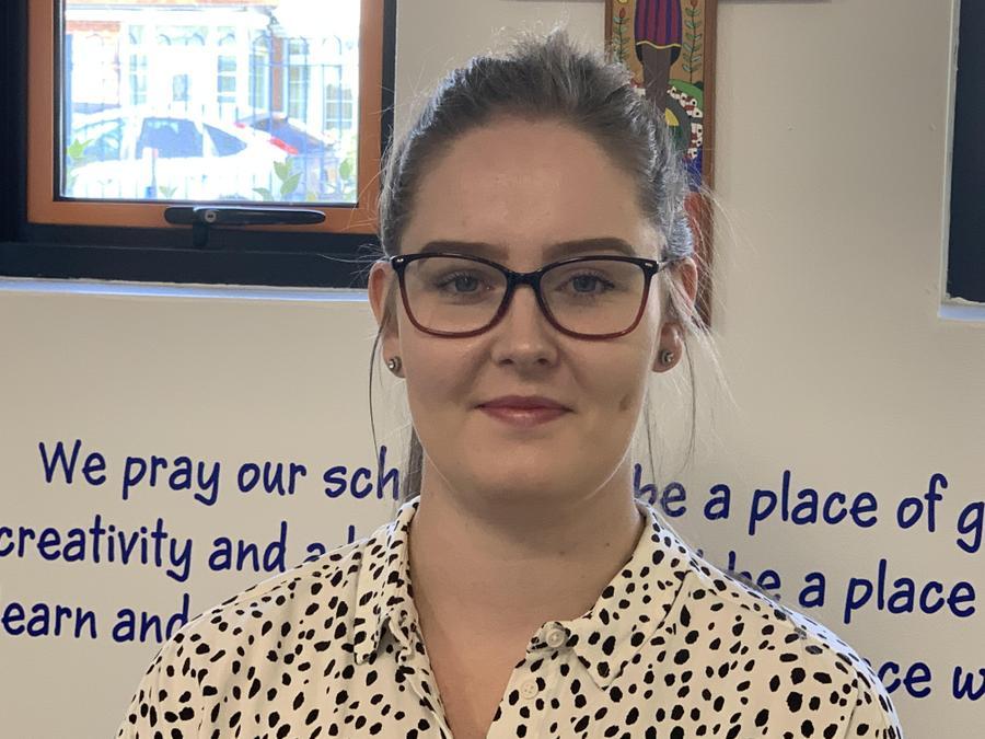 Miss Cunnington, Teaching Assistant