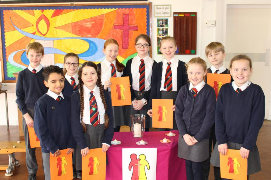 First Chaplaincy Team assembly