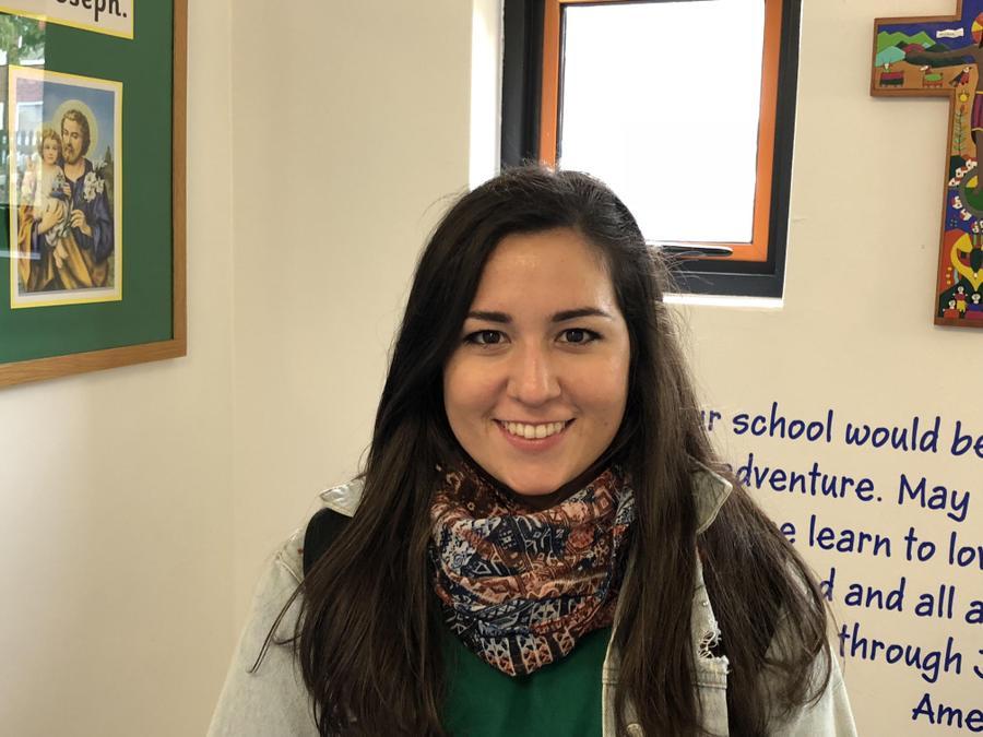 Miss Gonzalez, Teaching Assistant