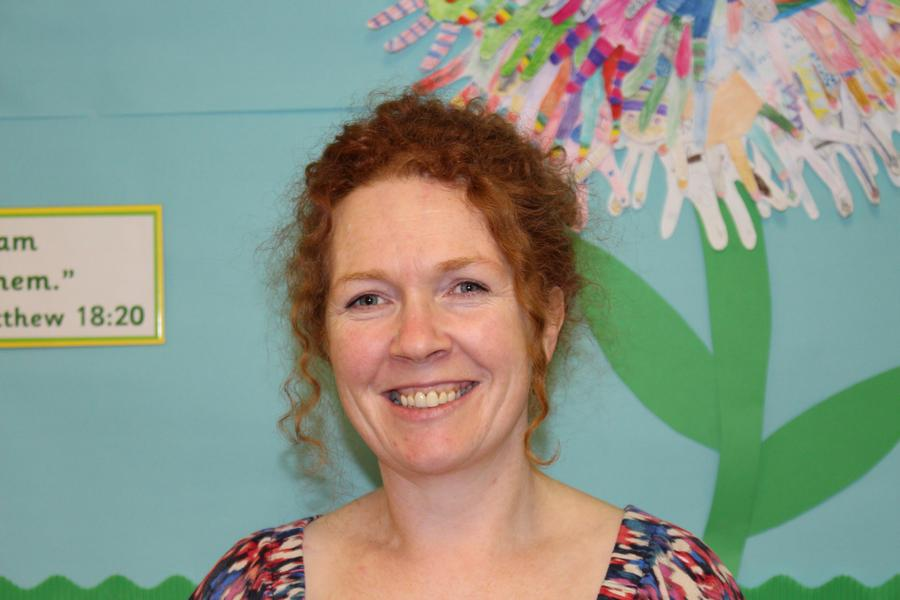 Ann Coombes, Safeguarding Lead Governor