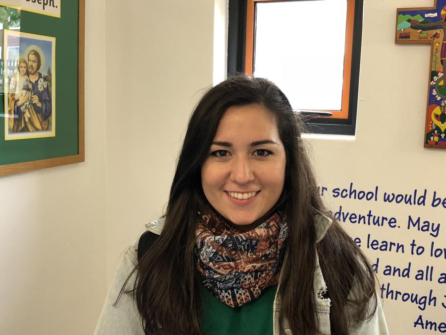 Miss Gonzalez
