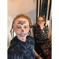 I love your facepaint- its perfect for DOTD!