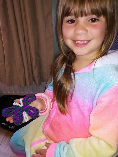 Eva loves your butterfly Erin. :)