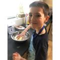 Great baking Josh!