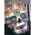 Lovely skull design!
