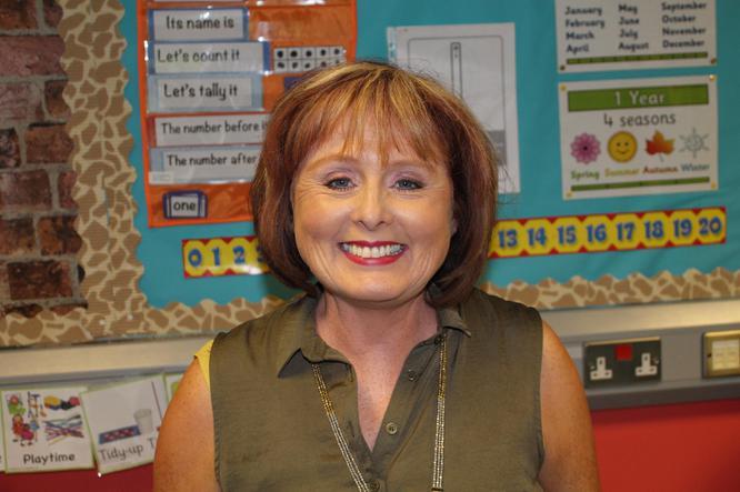 Mrs Ayre