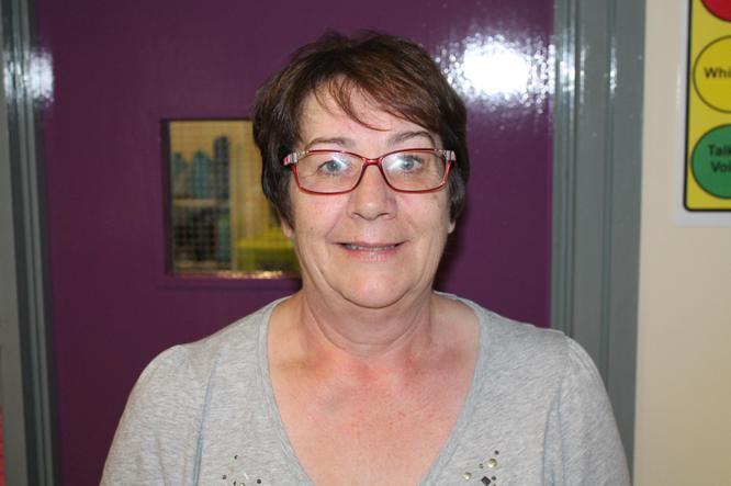 Mrs McCullagh