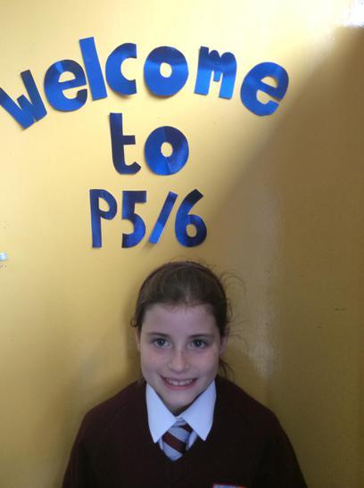 Clodagh Morgan achieved her Grade 1 singing exam