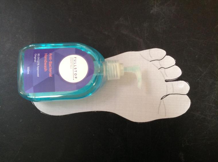 Soap - shorter