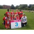 Our Yr3/4 Athletics Team finished 3rd