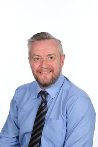 Mr D Burns, Year 4 Teacher and LKS2 Phase Leader