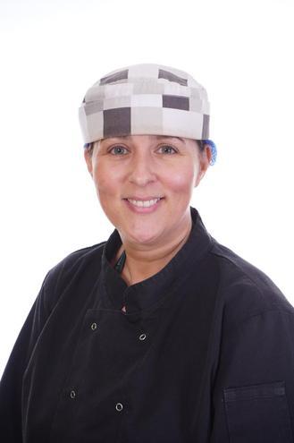 Mrs K. Smith, Senior Cook