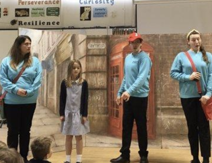 Whole School Anti-bullying Workshop
