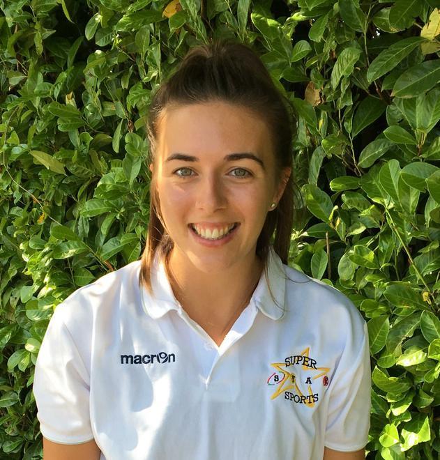 Miss Bellows, Sports Coach
