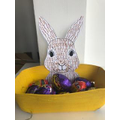 Verity's Easter bunny
