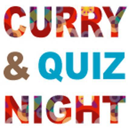 We organised a Quiz and Curry Night raising £547