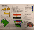 Jed's Fact File About Egypt